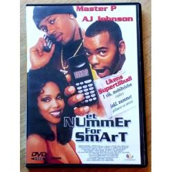 Et nummer for smart (DVD)