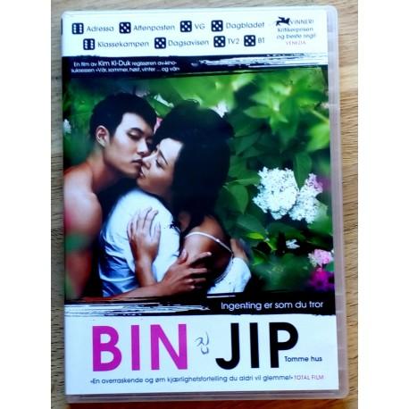 Bin Jip - Tomme hus (DVD)