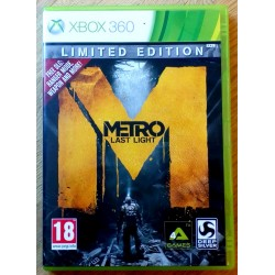 Xbox 360: Metro Last Light Limited Edition (Deep Silver)