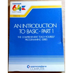 An Introduction to BASIC - Part 1 (Commodore 64)