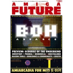 Amiga Future: July/August 2018 - Nr. 133