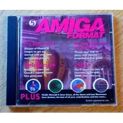 Amiga Format: AFCD 5 - October 1996
