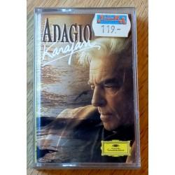Adagia - Karajan (kassett)