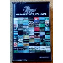 Chicago Greatest Hits - Volume II (kassett)