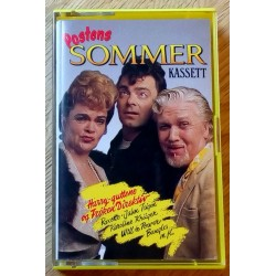 Postens Sommerkassett: Harry-guttene og Frøken Direktiv (kassett)