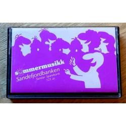 Sommermusikk med Sandefjordbanken - Sandar Sparebank 125 år (kassett)