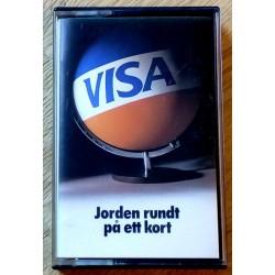 VISA - Jorden rundt på ett kort (kassett)