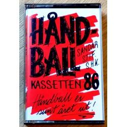 Håndballkassetten 86 - Sandar STIF SHK - Håndball er sunt året ut! (kassett)