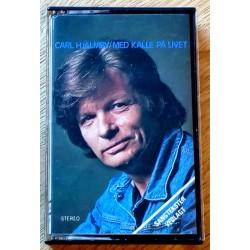 Carl Hjalmby: Med Kalle på livet (kassett)