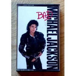 Michael Jackson: Bad (kassett)