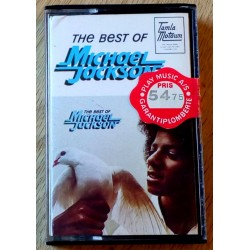 Michael Jackson: The Best of Michael Jackson (kassett)