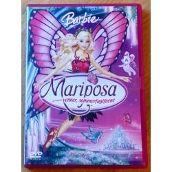 Barbie - Mariposa og hennes venner, sommerfuglfeene (DVD)