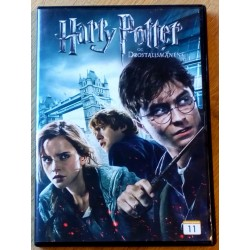 Harry Potter og Dødstalismanene - Del 1 (DVD)