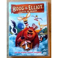 Boog & Elliot - Gutta på skauen (DVD)