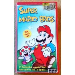 Super Mario Bros (VHS)