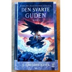 Den svarte guden - Bind 1 - Andre bok om Elvegudens utvalgte