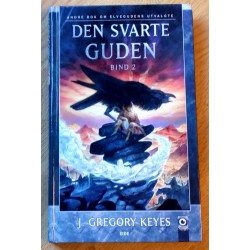 Den svarte guden - Bind 2 - Andre bok om Elvegudens utvalgte