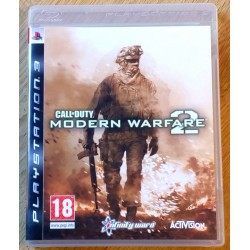 Playstation 3: Call of Duty Modern Warfare 2 (Activision)