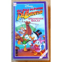 Ole, Dole og Doffen på eventyr: Spennende seilas (VHS)