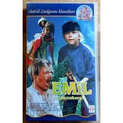 Astrid Lindgrens klassikere - Emil i Lønneberga (VHS)