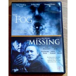 2 x Thriller: The Fog og The Missing (DVD)