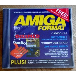 Amiga Format: AFCD 2 - July 1996