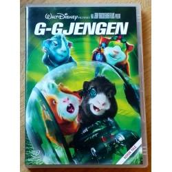 G-Gjengen (DVD)