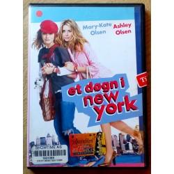 Et døgn i New York (DVD)