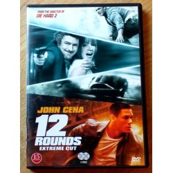 12 Rounds - Extreme Cut (DVD)
