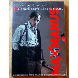 Max Manus - Dobbeldisk med masse bonusmateriale (DVD)