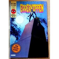 Marveluniverset: 1989 - Nr. 2 - Edderkoppen - Med poster (124)