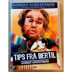 Tips fra Bertil - Scandinavian Smorgasbord med Robert Gustafsson (DVD)