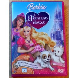 Barbie & Diamantslottet (DVD)