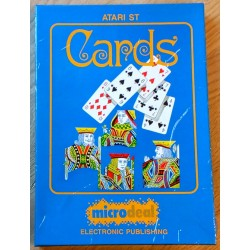Atari ST: Cards (Microdeal)