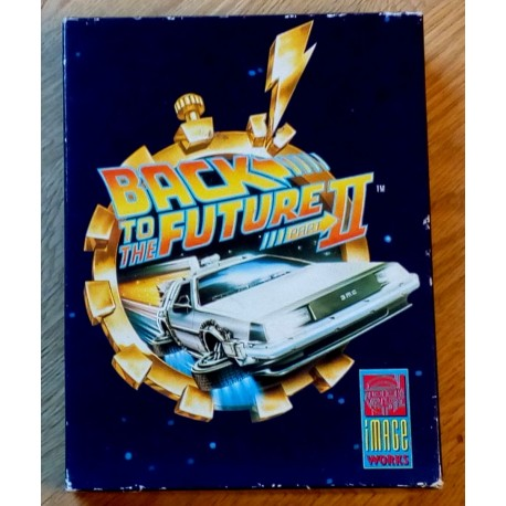 Back to the Future - Part II (Image Works)