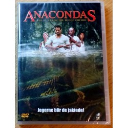 Anacondas: The Hunt for the Blood Orchid (DVD)