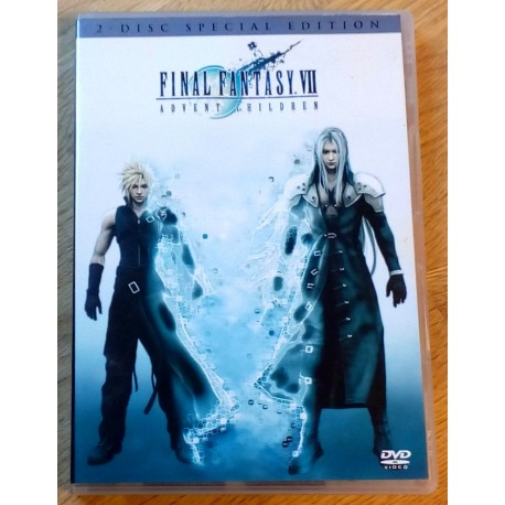 Final Fantasy VII - Advent Children - 2-Disc Special Edition (DVD)