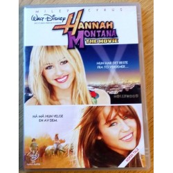 Hannah Montana The Movie (DVD)