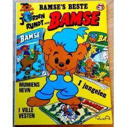 Bamse's Beste: Nr. 1 - Jorden rundt med Bamse