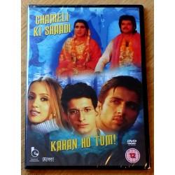 Bollywood - Chameli Ki Shaadi / Kahan Ho Tum! (DVD)