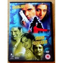 Bollywood - Khanjar / Maha Sangram (DVD)