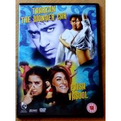 Bollywood - Taarzan The Wonder Car / Paisa Vasool (DVD)