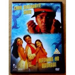 Bollywood - Chor Machaaye Shor / Badhaai Ho Badhaai (DVD)
