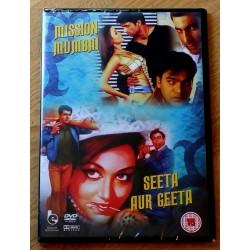 Bollywood - Mission Mumbay / Seeta Aur Geeta (DVD)