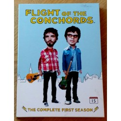 Flight of the Conchords - The Complete First Season (DVD)