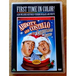 Abbott and Costello - The Christmas Show (DVD)
