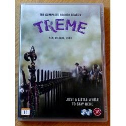 Treme - The Complete Fourth Season (DVD)