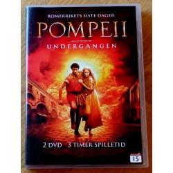 Pompeii - Undergangen (DVD)
