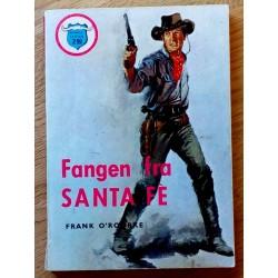 Cowboy-Serien Nr. 96 - Fangen fra Santa Fe