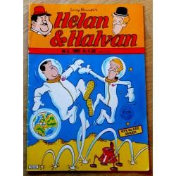Helan og Halvan: 1980 - Nr. 6 - Nye glade serier